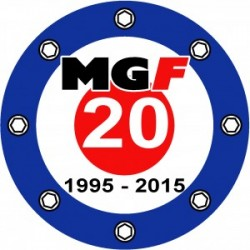 MGF20 Screen Sticker