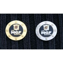 MGF Register Pin Badge
