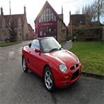 Misfire in low revs when cold - The MGF Register Forums